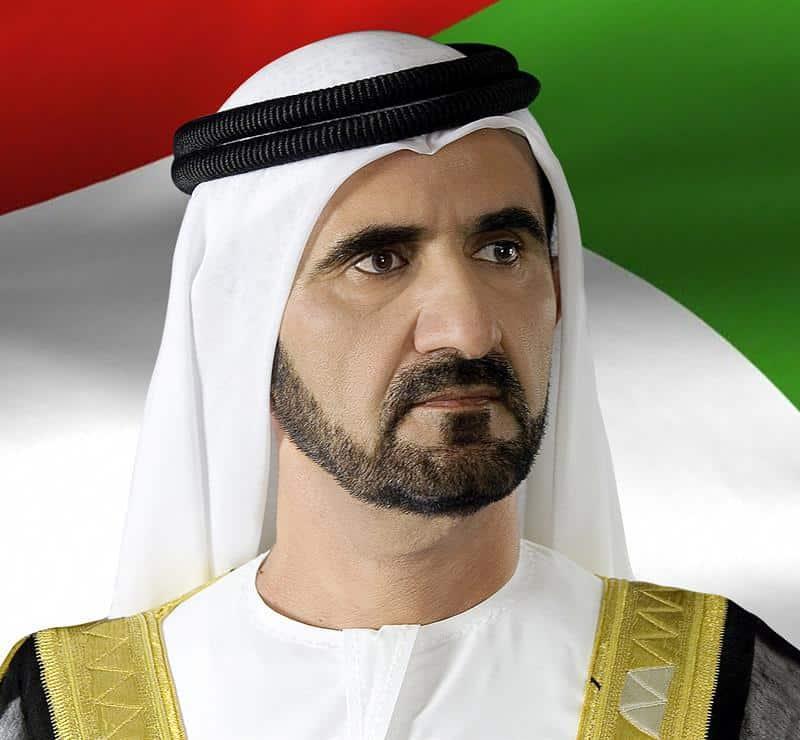 Sheikh Mohammed Bin Rashid Maktoum